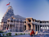 Temple at Somnath  One of the Most Sacred in India  Somnath  Gujarat  India