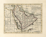 Arabia  Agreeable To Modern History