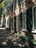 Captain's Row  Alexandria  Virginia  USA