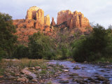 Cathedral Rock  Sedona  Arizona  United States of America (USA)  North America