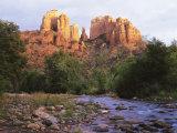 Cathedral Rock  Sedona  Arizona  United States of America (USA)  North America