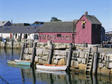 Rockport  Cape Ann  Northeast from Boston  Massachusetts  New England  USA