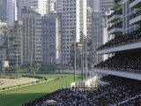 Royal Jockey Club  Happy Valley  Hong Kong  China  Asia