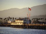 The Pier  Santa Barbara  California USA