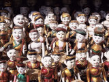 Water Puppets  Hanoi  Vietnam  Indochina  Southeast Asia  Asia