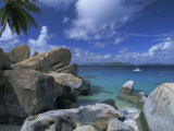 The Baths  Virgin Gorda  British Virgin Islands  Caribbean  Central America