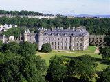 The Palace of Holyrood House  Edinburgh  Lothian  Scotland  UK  Europe