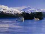 Loch Lomond in Winter  Argyll and Bute  Scotland  UK  Europe