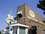 Sun Studios  Memphis  Tennessee  United States of America  North America
