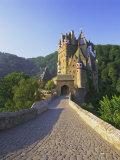 Burg Eltz  Near Cochem  Rhineland (Rhineland-Palatinate) (Rheinland-Pfalz)  Germany  Europe
