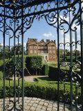 Kew Palace and Gardens  London  England  UK