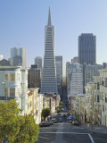 Transamerica Pyramid  San Francisco  California  USA