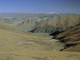 Approach to Mount Everest  Tingri  Tibet  China  Asia