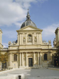 The Sorbonne  Paris  France  Europe