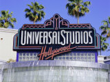 Universal Studios  Hollywood  Los Angeles  California  USA