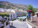 The White Hill Village of Mijas  Costa Del Sol  Andalucia (Andalusia)  Spain  Europe