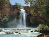 Harasu Falls  Grand Canyon  Arizona  USA