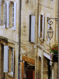 St Emilion Near Bordeaux  Gironde  Aquitaine  France  Europe
