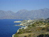 Gulf of Mirabello  Crete  Greece  Europe