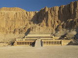 The Temple of Hatsepsut  Valley of the Queens  Thebes  Egypt  Africa