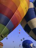 Bristol Balloon Festival  Bristol  Avon  England  UK  Europe