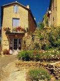 Old Village  Limeuil  Dordogne Valley  Dordogne  Aquitaine  France  Europe