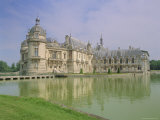 Chateau De Chantilly  Chantilly  Oise  France  Europe