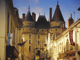Chateau  Langeais  Indre-Et-Loire  Loire Valley  France  Europe