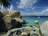 The Baths  Virgin Gorda  British Virgin Islands  Caribbean  West Indies  Central America