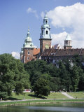 The Wawel Cathedral and Castle  Krakow (Cracow)  Unesco World Heritage Site  Poland  Europe
