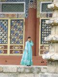 Pohyonsa Buddhist Temple  Myohyangsan  North Korea  Asia