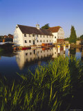 Hambleden Mill on the River Thames  Buckinghamshire  England  UK  Europe