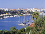 Mahon Harbour  Menorca  Baleares Islands  Spain
