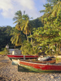 Soufriere  Dominica  Caribbean  West Indies