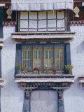 Occupied Part of Drepung Lamasery (Monastery)  Tibet  China  Asia
