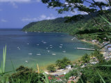 Charlotteville  Tobago  Trinidad and Tobago  Caribbean  West Indies  Central America