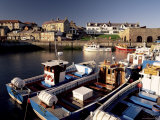 Seahouses  Northumberland  England  United Kingdom  Europe