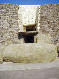Neolithic Site  Newgrange  County Meath  Ireland  Eire