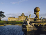 Castle Howard  Yorkshire  England  UK  Europe