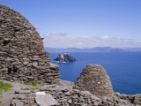 Early Christian Site  Skellig Michael  County Kerry  Munster  Republic of Ireland (Eire)  Europe