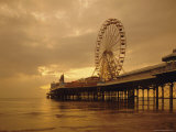 The Pier  Blackpool  Lancashire  England  UK  Europe