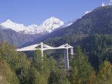 Simplon Pass  Valais (Wallis)  Swiss Alps  Switzerland  Europe