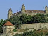 Castle  Bratislava  Slovakia  Europe