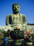 Giant Buddha in Kamakura  Japan