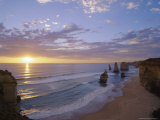 The Twelve Apostles  Great Ocean Road  Victoria  Australia
