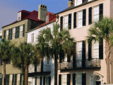 Early 19th Century Town Houses  Charleston  South Carolina  USA