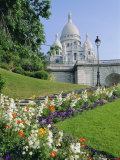 Sacre Coeur  Paris  France  Europe