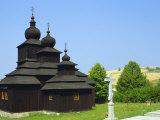 Orthodox Church  Dobroslava  Slovakia  Europe
