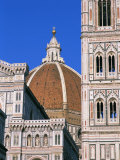 Duomo (Cathedral)  Florence  Unesco World Heritage Site  Tuscany  Italy  Europe