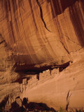 Anasazi White House Ruins  Canyon De Chelly  Arizona  USA